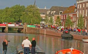 Grachtenloop Haarlem