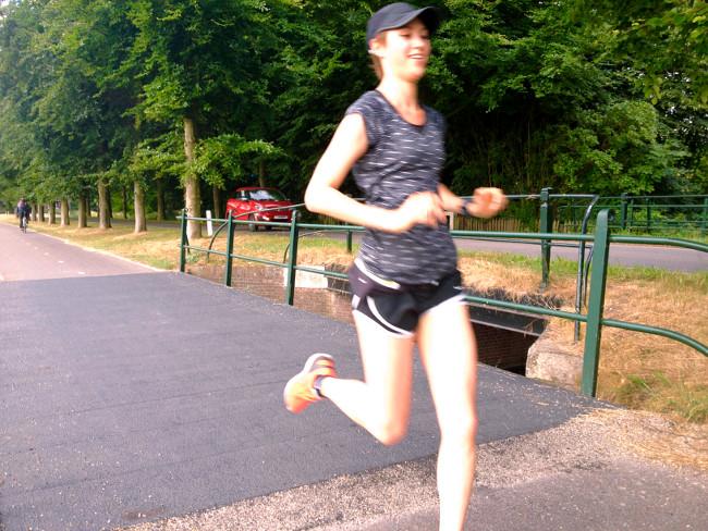 PR hardlopen 5 kilometer