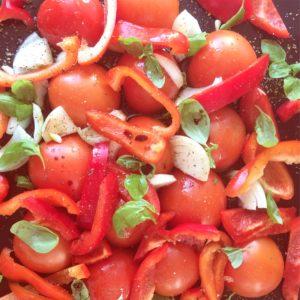 Zelf tomatensoep maken