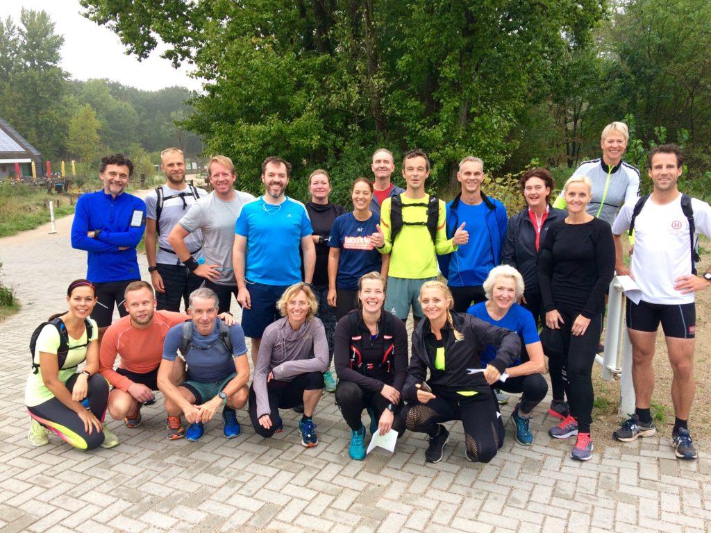 Samen trainen voor de (halve) marathon